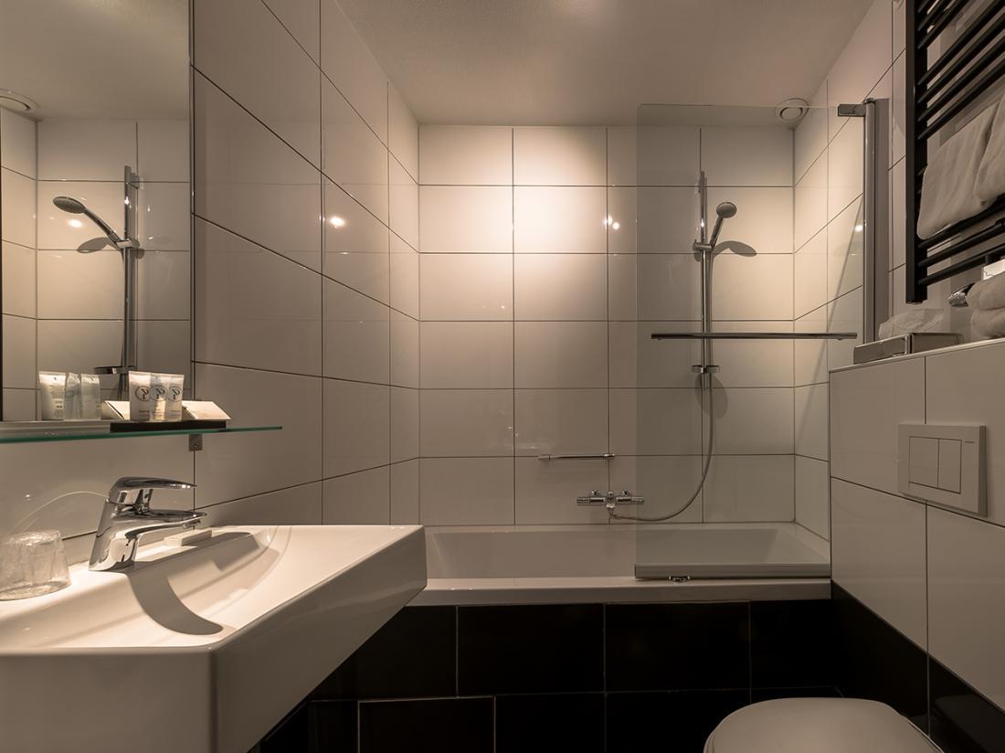 Wapen van Delden badkamer