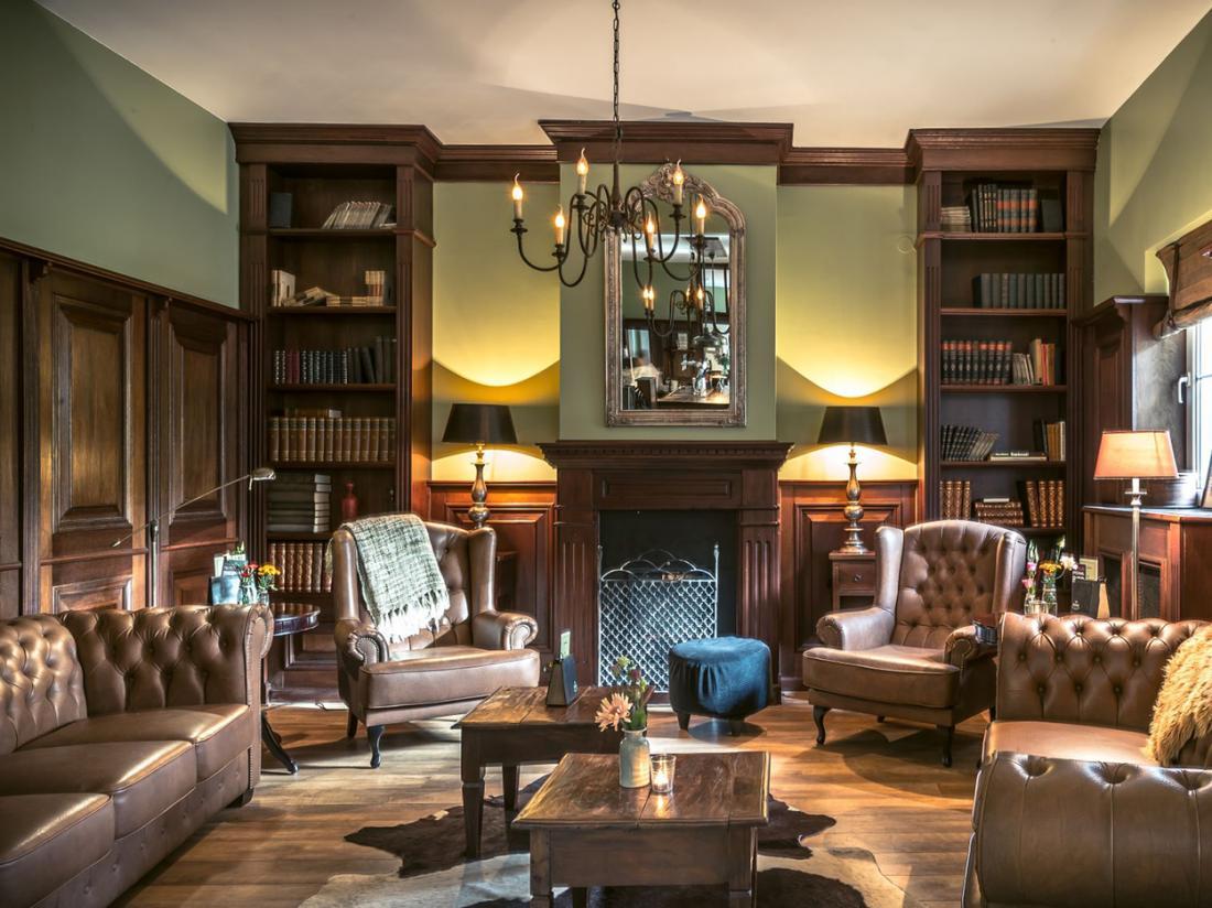 Landhuishotel Herikerberg lounge
