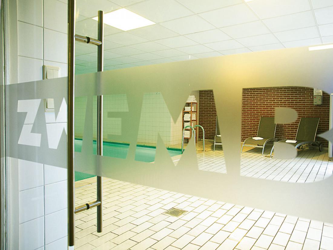 Hotel Wapen van Delden zwembad
