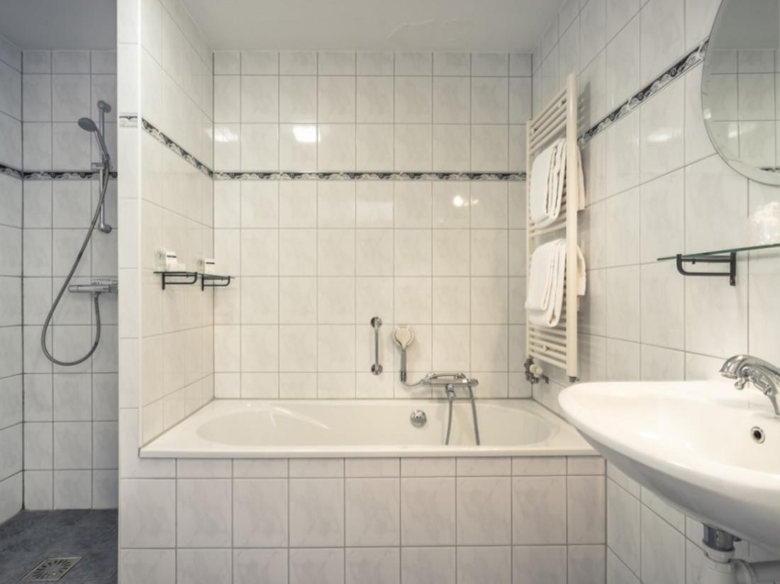 Comfort & bostuin badkamer
