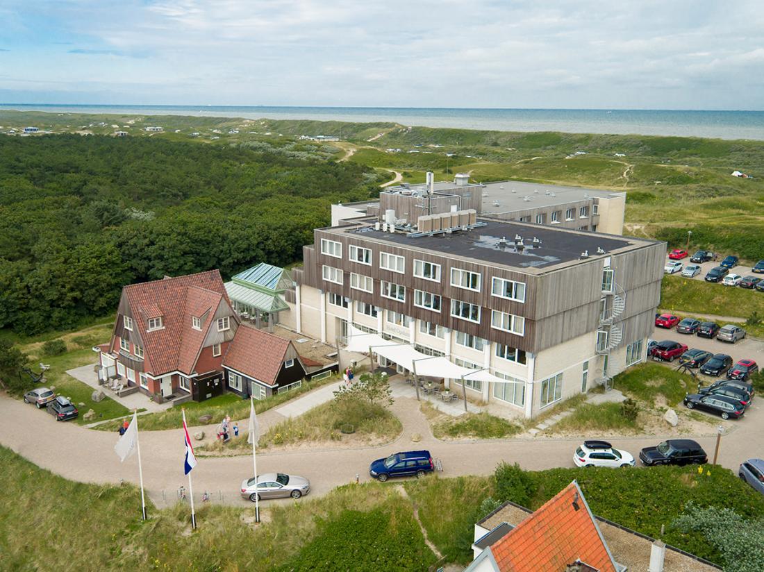 Weekendjeweg De Koog Texel Hotel