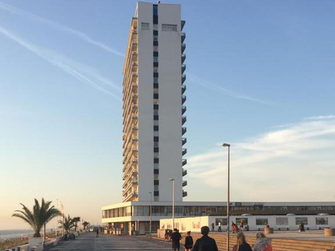 Palace Hotel Zandvoort Zuid Holland vooraanzicht