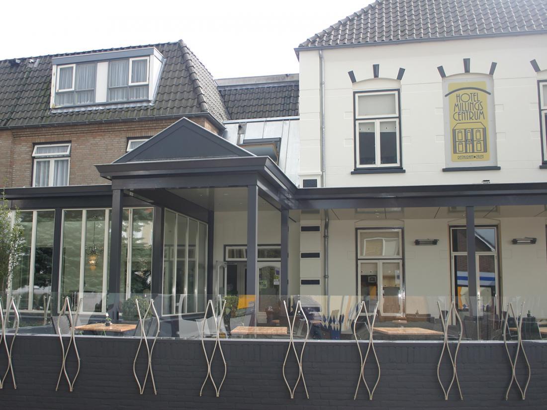 Hotel Millings Centrum Gelderland Vooraanzicht