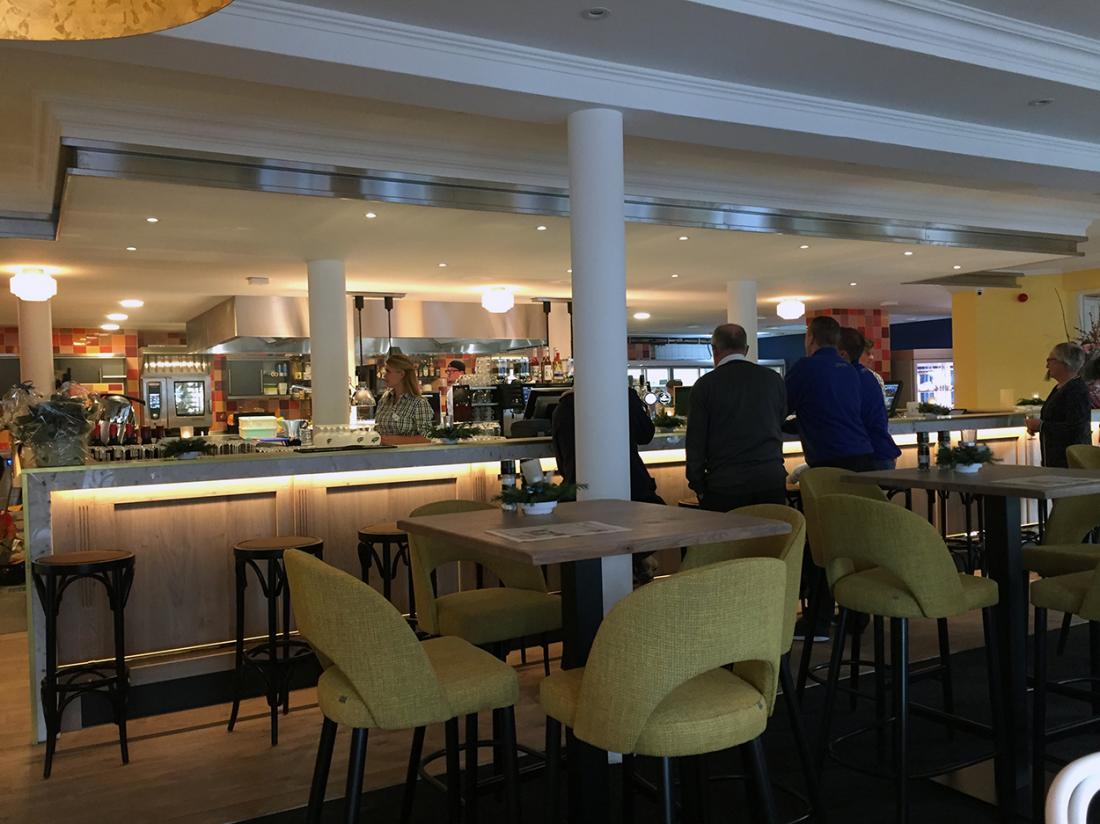 Bistro en bar