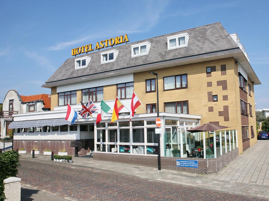Hotel Astoria Noordwijk aan Zee Aanzicht
