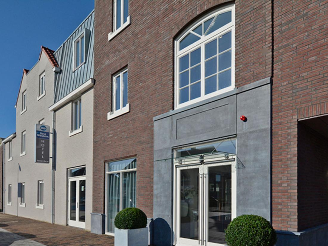 Hotelarrangement Utrecht Exterieur