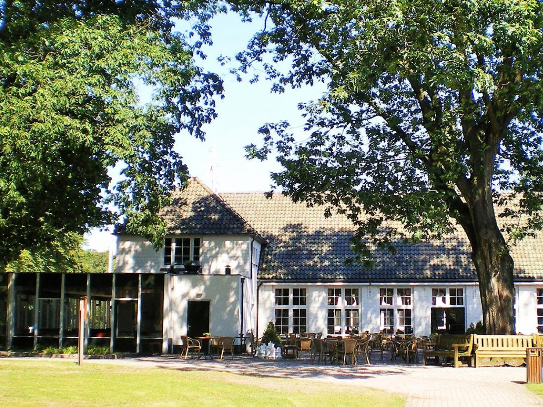 Hotel Mennorode Elspeet Gelderland Hotel Entree