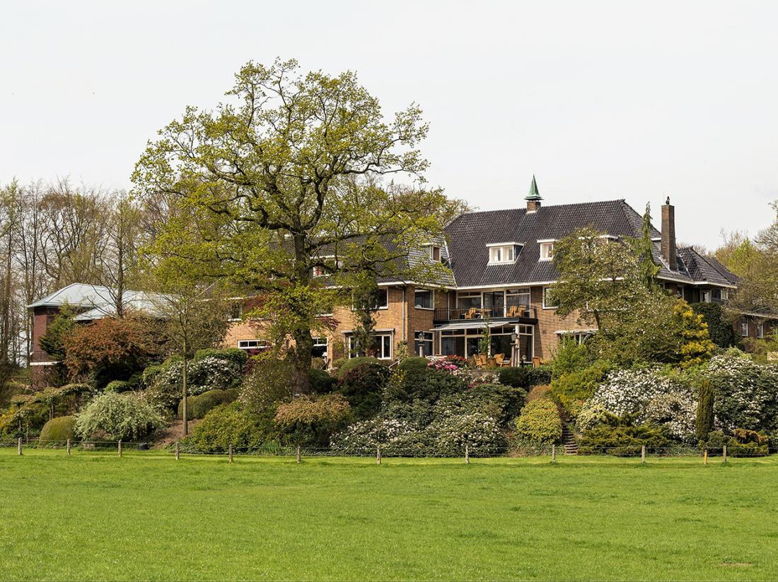 Hotel Wyllandrie Twente Ootmarsum Vooraanzicht
