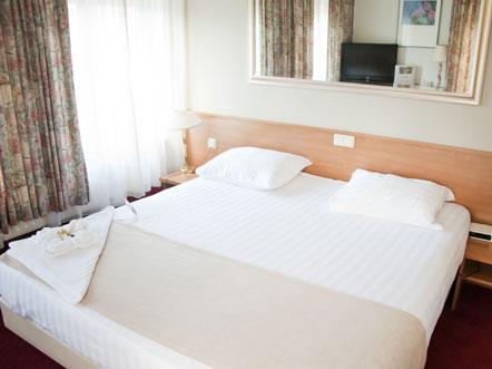 Hotel Ten Bosch Hotelkamer