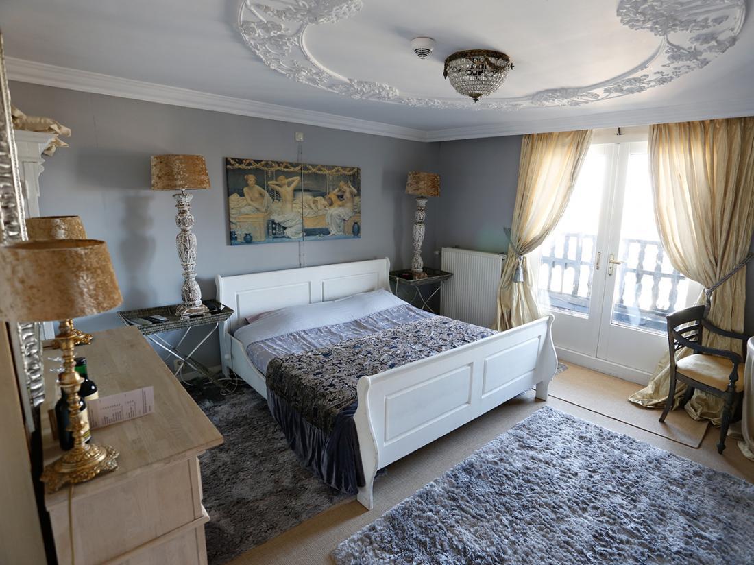 Hotel Villa Klugthe WijkaanZee Interieur